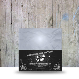 pochettes souples disque vinyle 45 tours