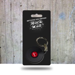 porte clé vinyle