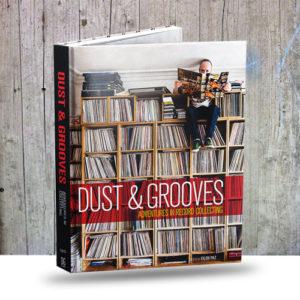 Dust & Grooves livre disque vinyle