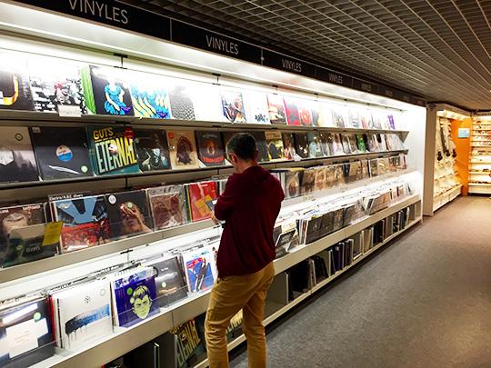 Le plein de disques vinyles en deux heures à Lyon