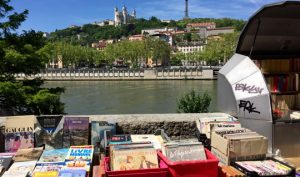 Disques vinyles Lyon