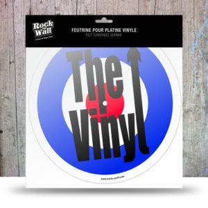 Feutrine The Vinyl platine vinyle