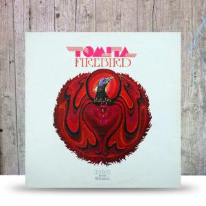 disque vinyle tomita firebird