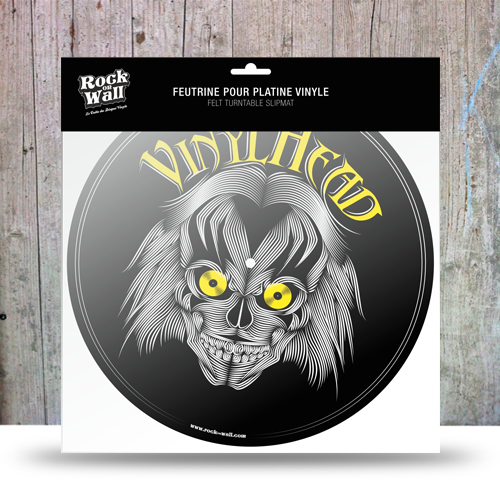 Feutrine Vinylhead platine vinyle