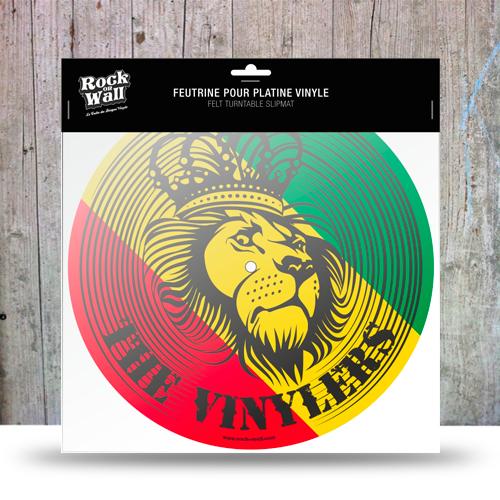 Feutrine Vinylers platine vinyle