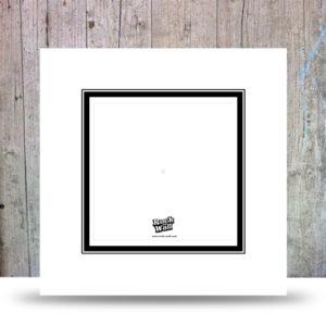 achat de cadres pour disques vinyles rock on wall. Black Bedroom Furniture Sets. Home Design Ideas