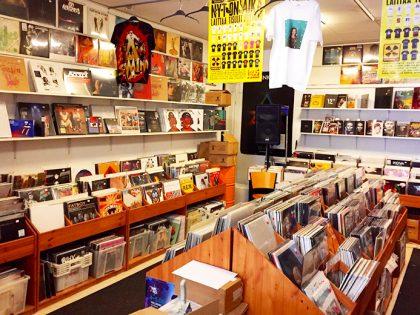 Le plein de vinyle en 3 heures à Helsinki