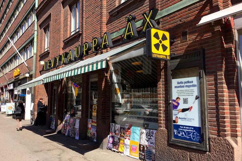 disque vinyle helsinki finland shop