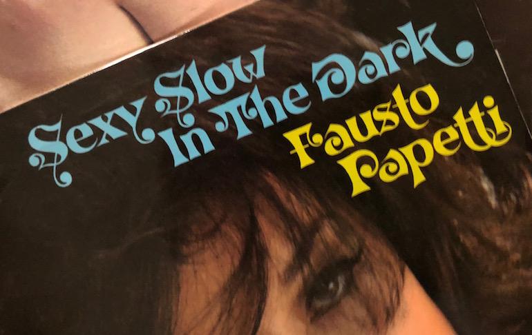 fausto papetti disques vinyles