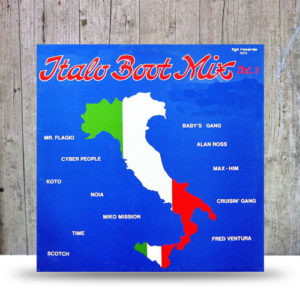 Italo Boot Mix vol.3