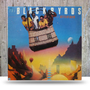 The-Blackbyrds-‎–-Better-Days
