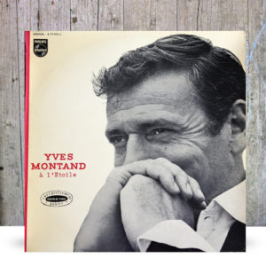 Yves-Montand-‎–-A-L'Etoile