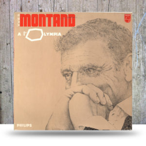 Yves-Montand-‎–-A-L'Olympia