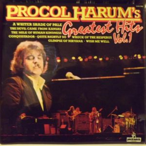 Procol Harum ‎– Greatest Hits