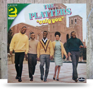 The-Platters-‎–-Only-You