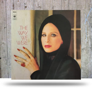 Barbra Streisand ‎– The Way We Were