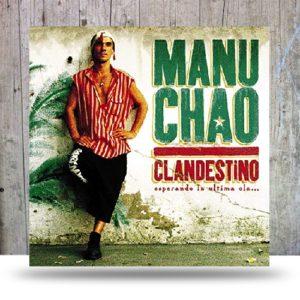 Chao, Manu - Clandestino