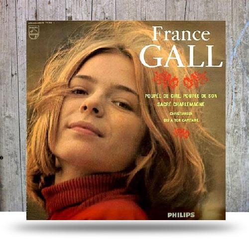 Gall France Poupée de cire
