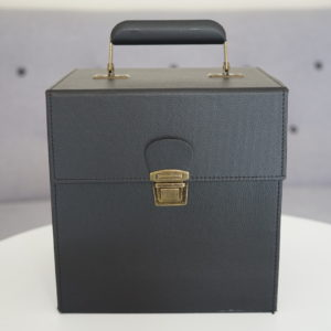 Flight Case Cuir 45T
