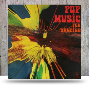 Ted Atking And His Orchestra ‎– Pop Music For Dancing