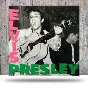 Elvis-Presley---Debut-album